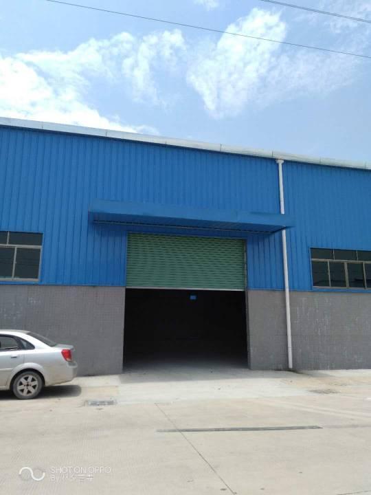 工业园区独栋钢构厂房2600带行车