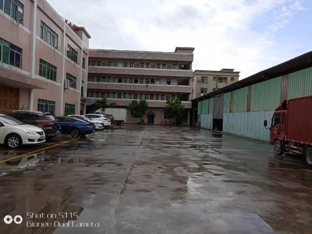 黄江镇标准300m²仓库出租