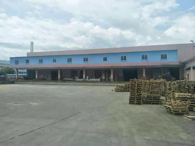 清溪镇原房东标准厂房2楼6000平方,带卸货平台