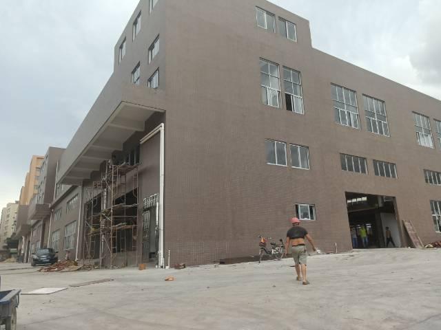 长安街口新出全新重工业独院厂房面积9000平