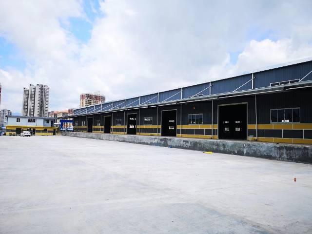 永和开发区物流仓库出租13000平方,可分租