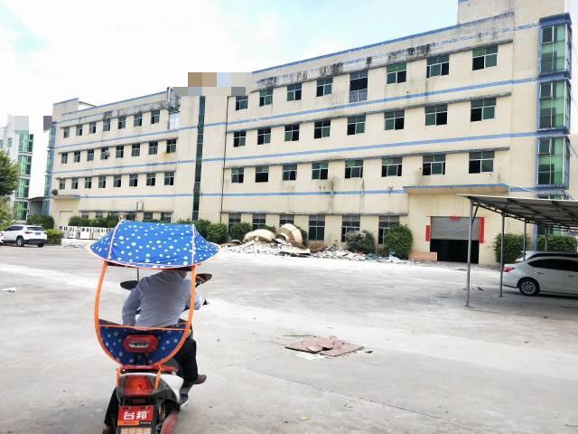 福永新出原房东独门独院两栋厂房一栋宿舍超大空地