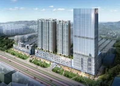 深圳70年红本产权甲级写字楼,130㎡起