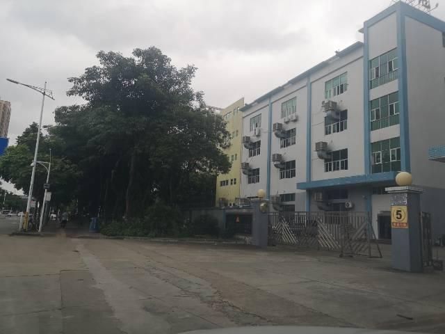 沙井西环路原房东实际面积4200平米厂房出租