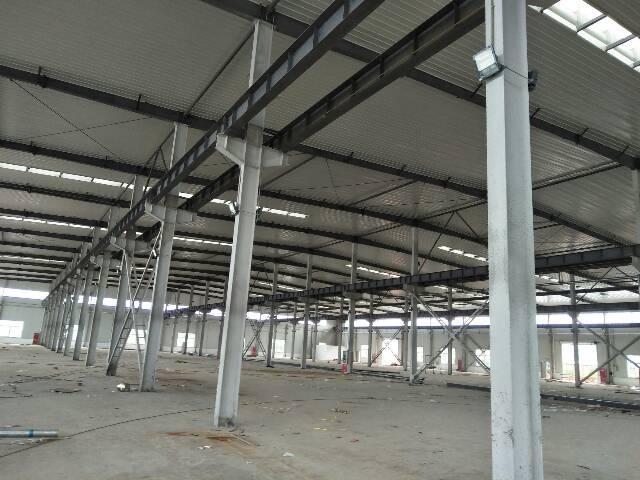 龙泉经开区7000平米全新钢架结构厂房出租-图3