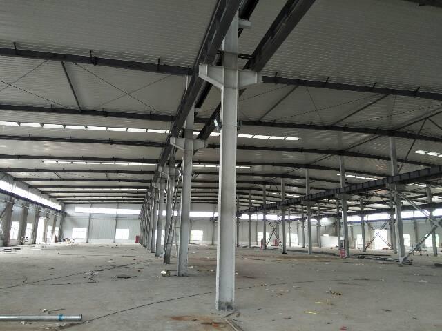 龙泉经开区7000平米全新钢架结构厂房出租-图2