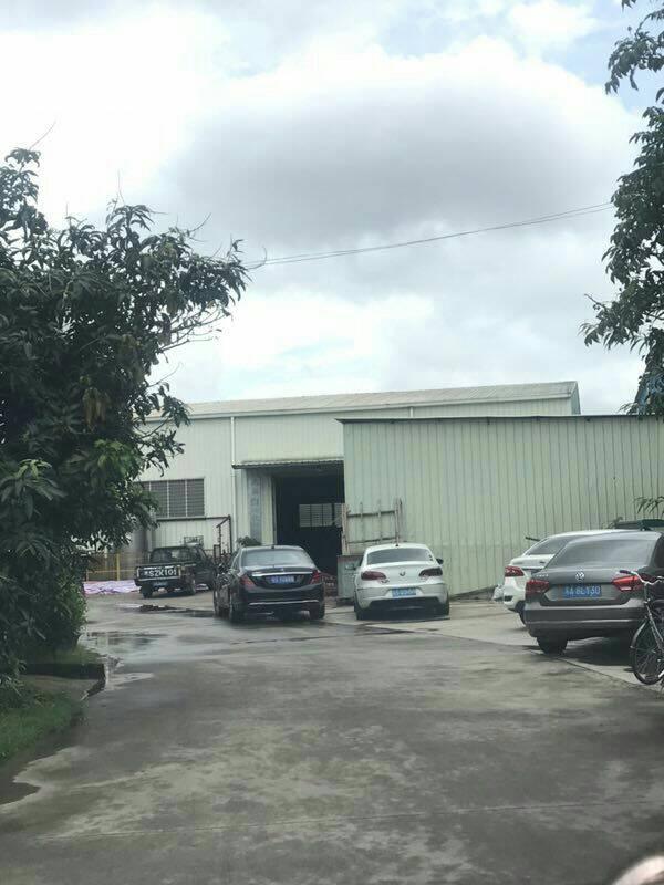 近大朗松山湖占地4110平单一层厂房诚意出售