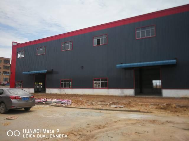 博罗县园洲镇原房东12米全新钢构带牛角招租