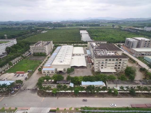 博罗县园洲镇新出标准工业区