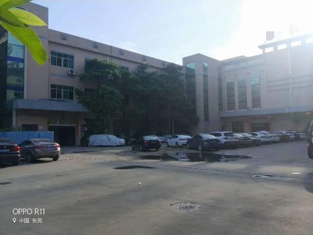 樟木头镇柏地管理区标准厂房三楼1500平方带装修带办公室出租