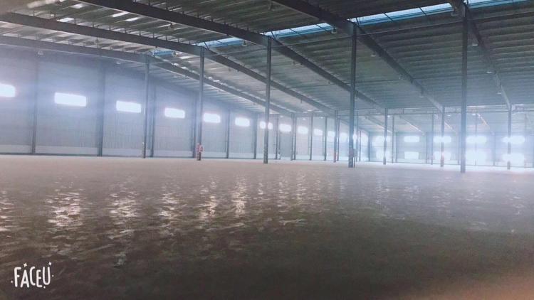 坪地独院标准厂房+钢结构仓库招租24000平