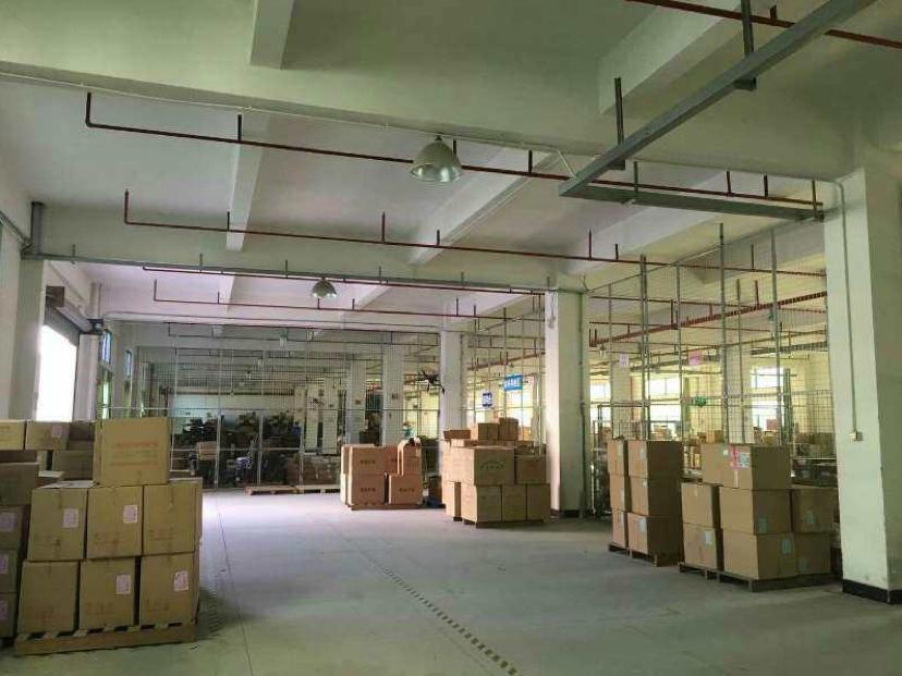 大亚湾比亚迪附近工业园出租一楼仓库1100平方方便进大车