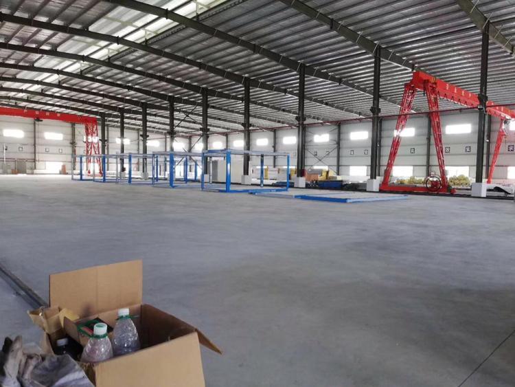 沥林高速出口25000平钢构独院厂房出售