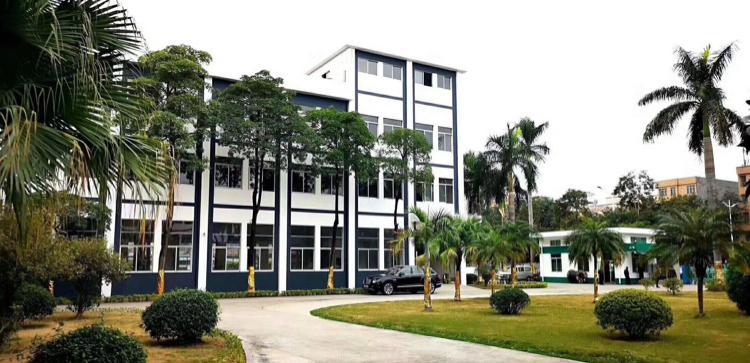 花园式工厂25060平方