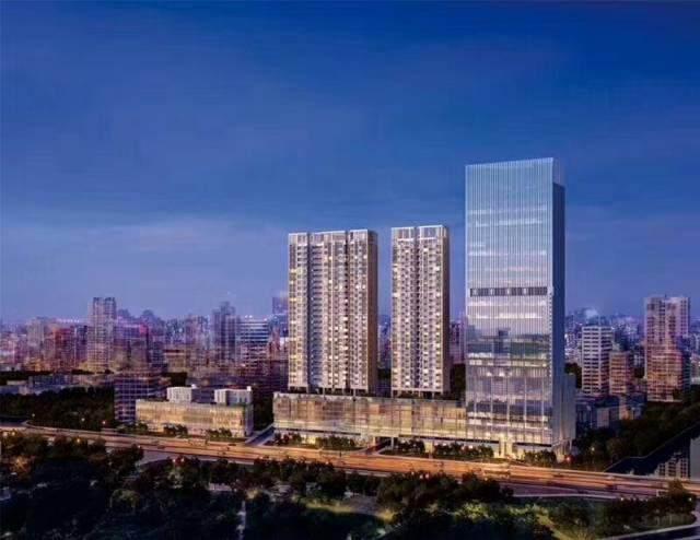70年产权写字楼,现房!!深圳市前海图片2