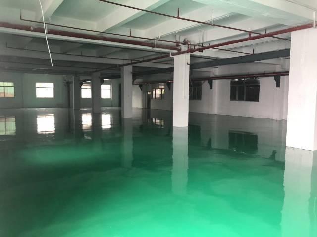 茶山镇新出二楼厂房,装修的非常漂亮,有现成精装的办公室