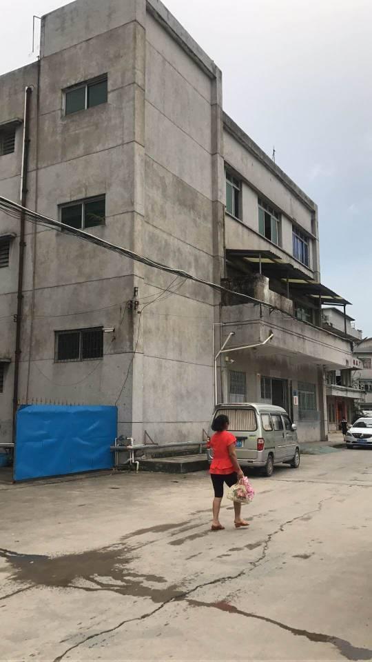盘源具体地址:茶山镇刘黄村工业区皮具厂一楼 面积:11