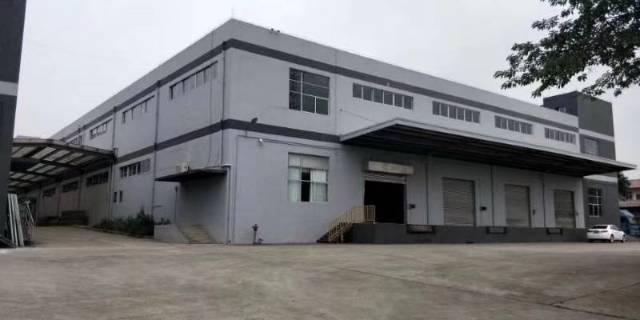 惠州惠阳区新出原房东独门独院钢构厂房招租