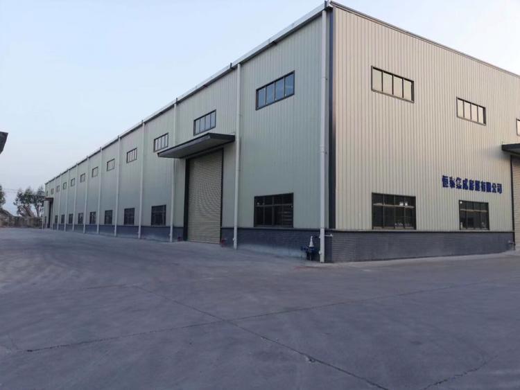 沥林高速出口4500平钢构独院厂房出售