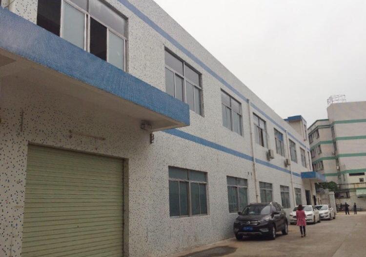 独门独院厂房,近深圳田心村,一楼带办公室