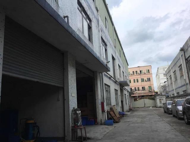 白云区,嘉禾街道厂房仓库招租1100平方,一楼大小可分租