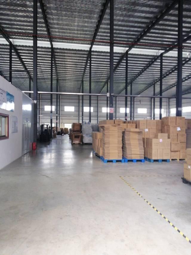 惠州市惠阳区单一层钢结构厂房19000平方岀售