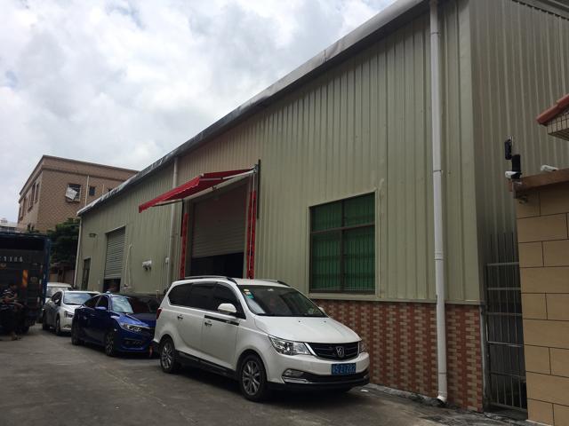 原房东出租单一层钢构厂房,600平方电90KW