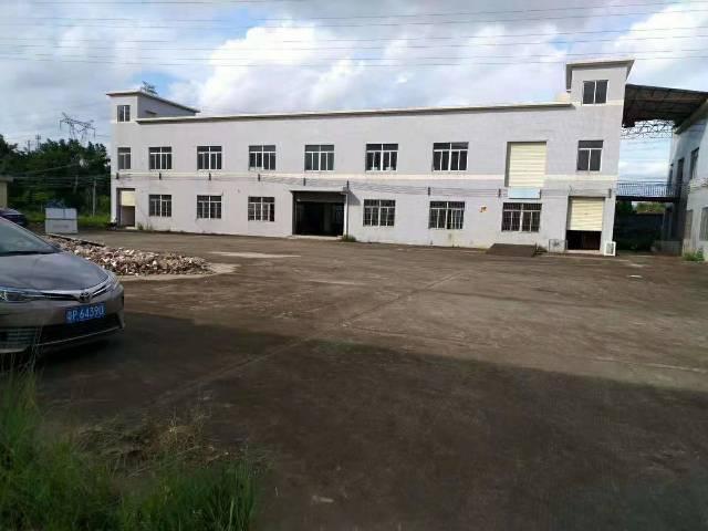 惠阳新圩原房东标准电镀厂现成牌照600平出租