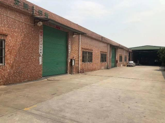 黄江黄牛铺原房东独院钢构可做污染行业8000平方单一层可分租-图7