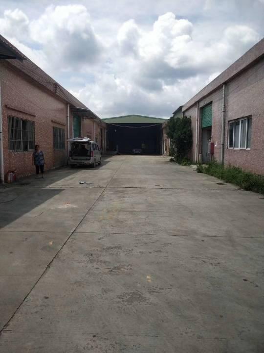 黄江黄牛铺原房东独院钢构可做污染行业8000平方单一层可分租-图3