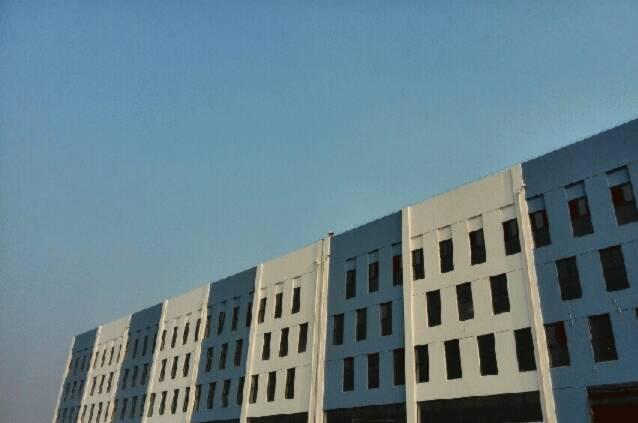 占地13400㎡建筑12700㎡国有双证厂房出售
