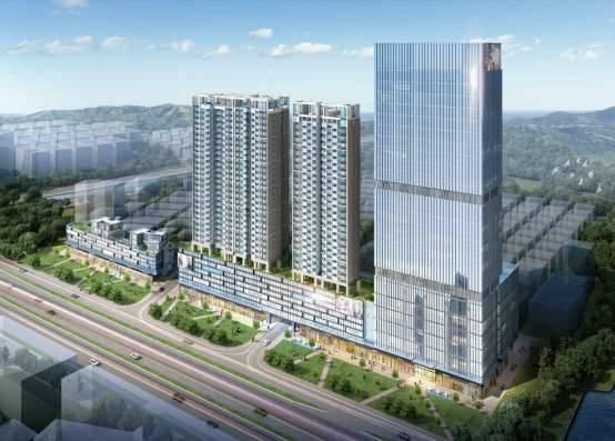 深圳前海高端海办公楼出售