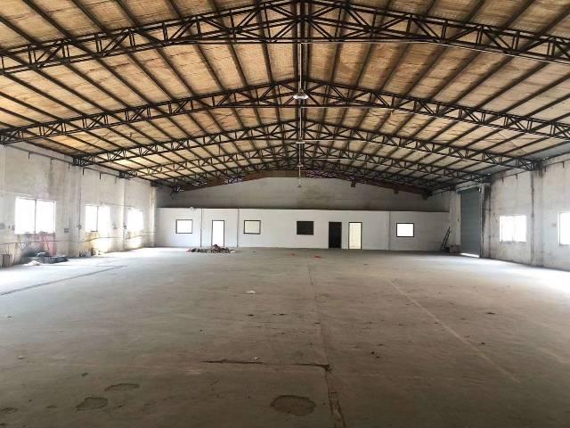 黄江黄牛铺原房东独院钢构可做污染行业8000平方单一层可分租-图5