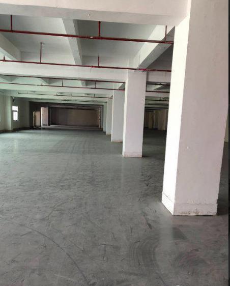 塘厦田心工业园1000平仓库出租有2吨货梯过消防价格便宜