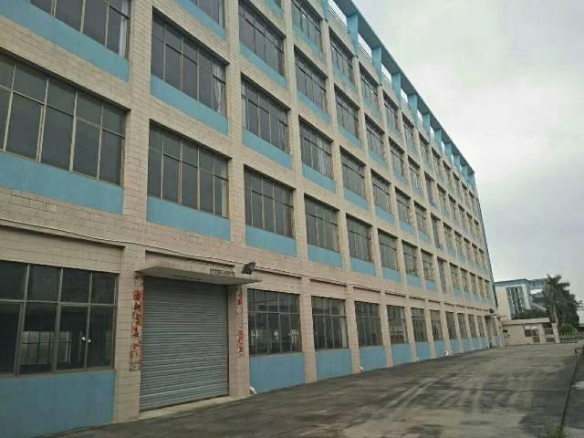 沙田新出原房东9成新独院厂房 厂房1-4层8000平方