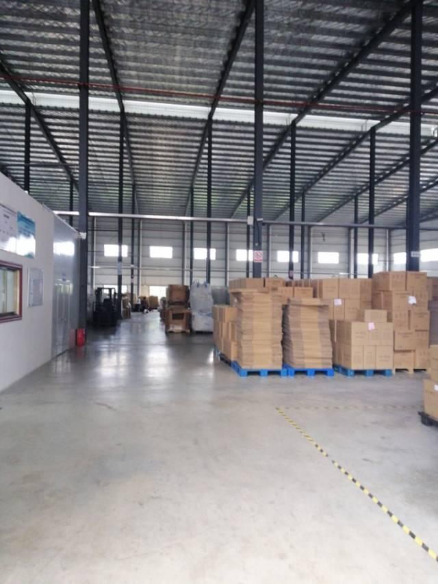 惠州市惠阳区镇隆镇单一层钢结构厂房岀售16500平方