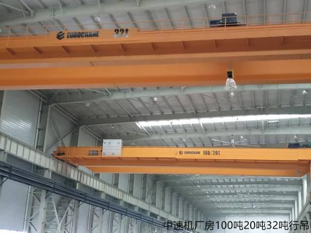 武汉全新央企特重工业厂房带150吨航车出租-图2