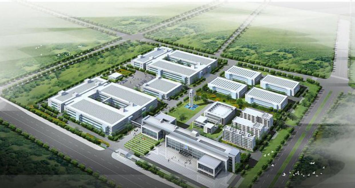 惠州惠城9000㎡国有厂房出售(两层)