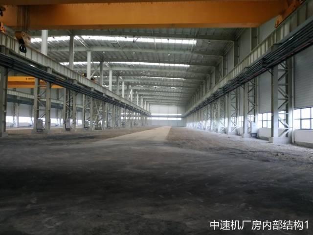 武汉全新央企特重工业厂房带150吨航车出租-图6