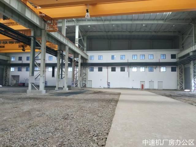 武汉全新央企特重工业厂房带150吨航车出租-图5