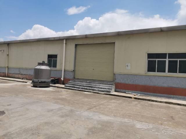 惠州市惠阳区良井有一千平厂房出租。