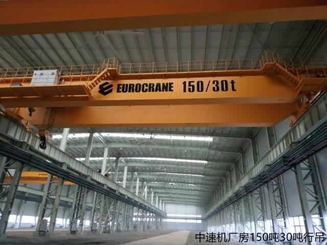 武汉全新央企特重工业厂房带150吨航车出租-图7