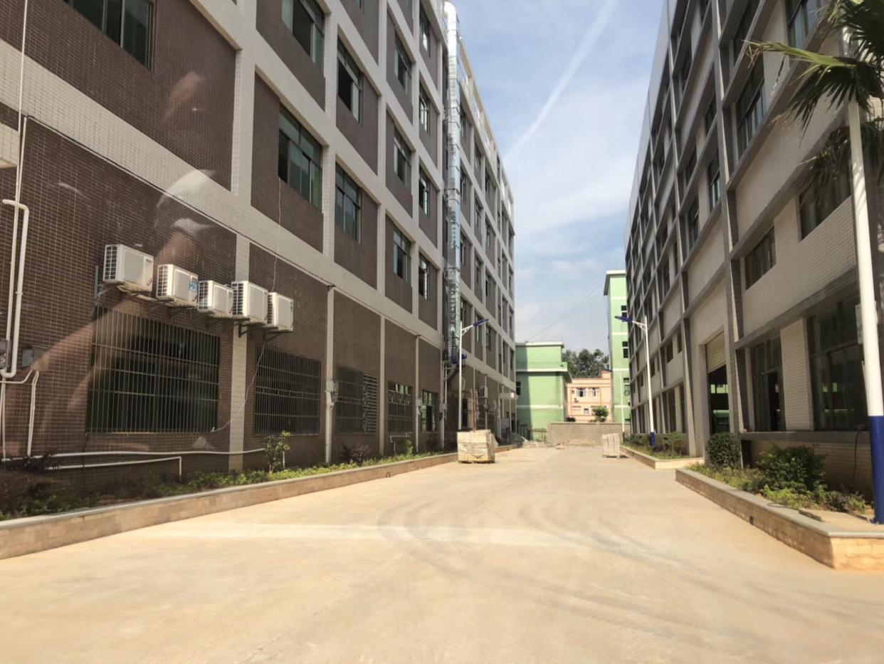 惠州博罗国有双证厂房出售