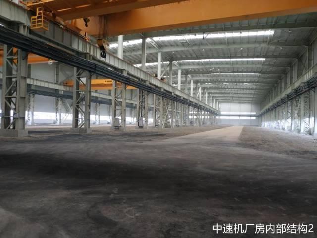 武汉全新央企特重工业厂房带150吨航车出租-图4