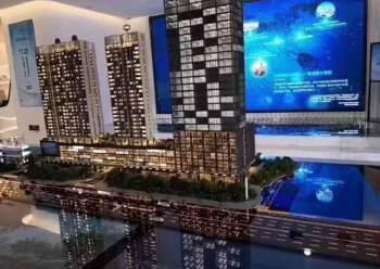 南山前海大道商业综合楼100平米起租图片1