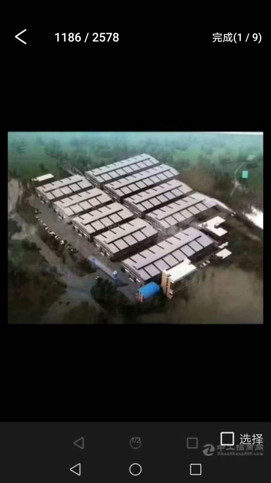 惠州可做实木家具厂占地95,000,建筑5万钢构厂房出售