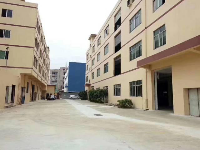 沙田穗丰年新出楼上1400平方标准厂房,园区证件齐全