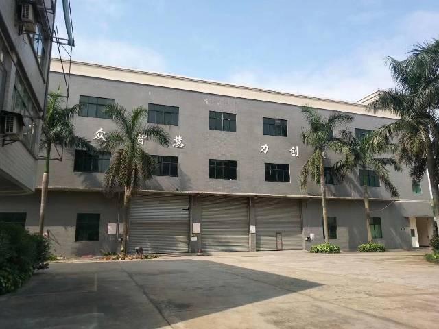 花东镇标准厂房园区整栋出租