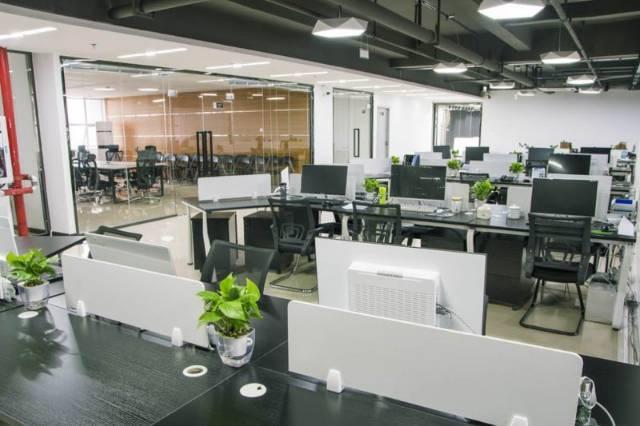 布吉上水径二楼800平方厂房办公,最佳电商办公仓库设计工业