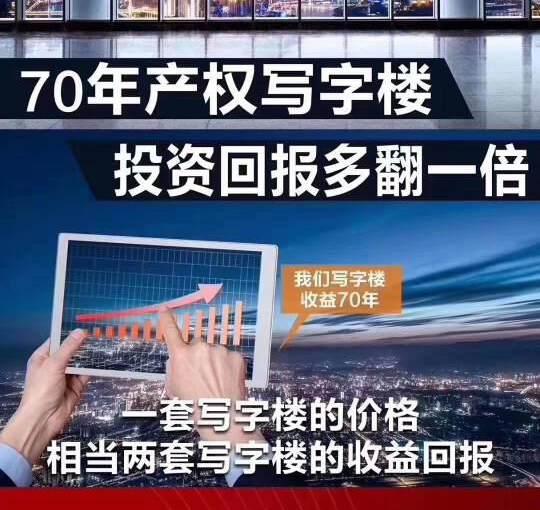 深圳高端大气上档次写字楼不限购,70年产权图片7